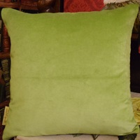 """""""Thierry Poncelet labrador groen"""" Belgium Tapestry cushion"""
