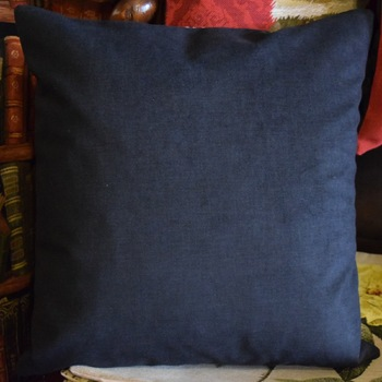 """Horse deco 2""  Belgian Tapestry cushion"