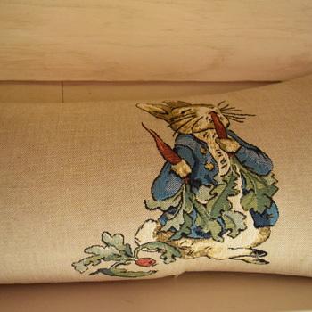 "BeatrixPotter II 25x90 cm ""Belgium Tapestry cushion"""