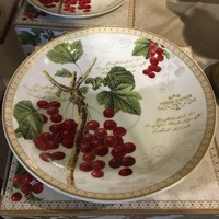 Winter berries Kopje & bord 400ML