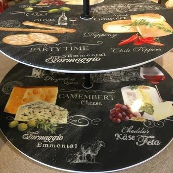 Kaas étagère plateau