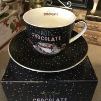Jumbo tas & bord chocolate 400ML
