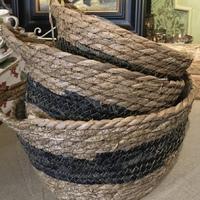 Set of 3 plant baskets