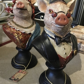 Buste varken (Mister Pig)