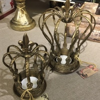 Crown tealight s