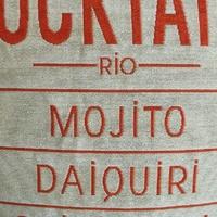 "Cocktails beige ""Belgium Tapestry cushion"""