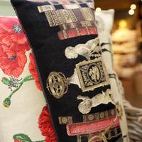 Belgische tapisserie kussens _ Huis de zomer_Brugge