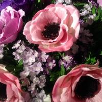 Zijden bloemen - Huis De Zomer - Brugge