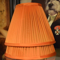 Interior decoration lampshades - Huis de zomer- Bruges