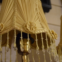 Interior decoration lampshade - Huis de zomer- Bruges