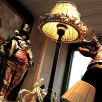 Interior decoration - Huis de zomer- Bruges